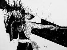 800 Likes, 5 Comments - Black Clover Manga Anime, Anime Demon, Otaku Anime, Manga Art, Anime Art, Fantasy Character Design, Character Art, Clover Tattoos, Black Clover Manga