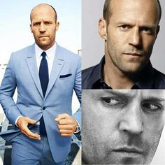 #JasonStatham Jason Statham, Angel Movie, Martial Artist, Good Looking Men, Famous Faces, Actors & Actresses, Hot Guys, How To Look Better, Handsome