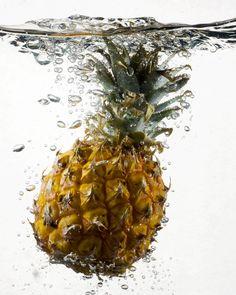 Pineapple Splash. (photo via Flickr)