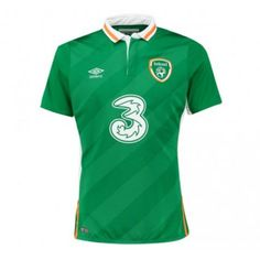 c47793654 Ireland FAI Replica Kids SS Jersey 2016 Brand New With Tags Worn during  season Official Soccer Merchandise Suitable for Kids - Available in  Multiple Sizes ...