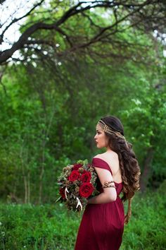A Song if Fire and Ice - Game of Thrones Wedding Inspiration