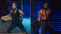 Not only are Matt Bomer and Joe Manganiello co-stars, but also old friends!