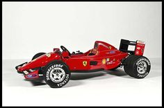 Ferrari Toy Go Kart. This is so cool.