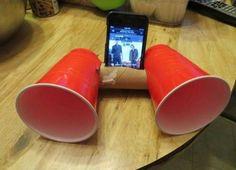 Pretty cheap stereo equipment lol