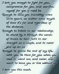 I love u this much.