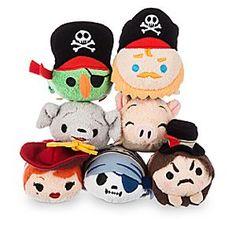 Disney Pirates of the Caribbean Mini ''Tsum Tsum'' Plush Collection | Disney Store