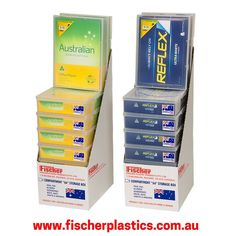 Have you considered using our A4 Paper Storage box? Fischer Plastics has the only one on the market. It is a great way to clean up a messy work space.