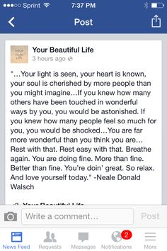 From Your Beautiful Life