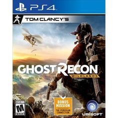 Tom Clancy's Ghost Recon Wildlands - PlayStation 4, Multi, UBP30501088