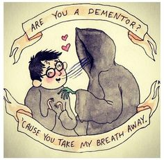 Potter pick up line.