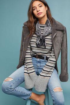 13956993c1c606 Slide View  1  Splendid Everest Striped Sweater Autumn Winter Fashion