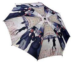 Rainy Day in Paris Umbrella!