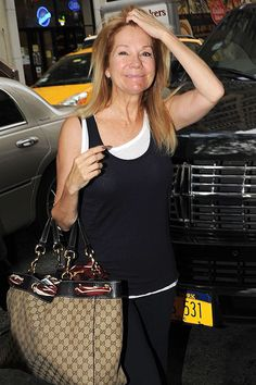 Kathie Lee Gifford - Star Without Makeup! | ETonline.com
