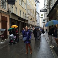 """""""Salzburg – the """"Salt City"""" and birthplace of Mozart""""  View more at: www.kendrathorntontravel.com"""