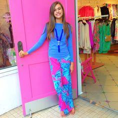 Chic Pink Lilly Pulitzer Resort 2013