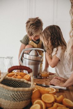 Our Kitchen - Barefoot Blonde by Amber Fillerup Clark Cute Family, Family Goals, Family Life, Cute Kids, Cute Babies, Butcher Block Island, Amber Fillerup Clark, Besties, Barefoot Blonde