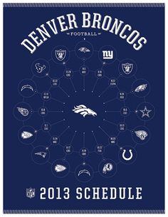 Buffalo bills 2013 schedule dirk kettlewell a sports lover denver broncos 2013 schedule ready for the texans game can voltagebd Image collections