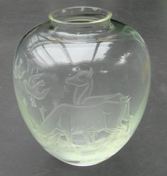 Copier Leerdam vase