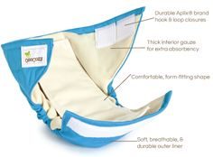 Osocozy All-in-One Diapers