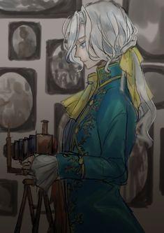 Fantasy Witch, Anime Fantasy, Identity Art, Divas, Boy Art, Character Concept, Cool Drawings, Anime Guys, Manga