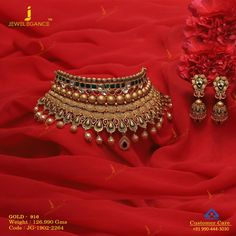 Get In Touch With us on Real Gold Jewelry, Gold Wedding Jewelry, Gold Jewelry Simple, Gold Jewellery, Bridal Jewelry, India Jewelry, Latest Jewellery, Trendy Jewelry, Bridal Necklace