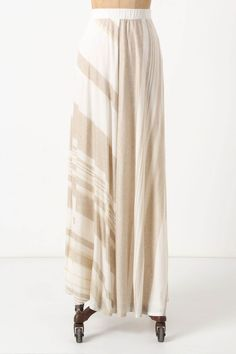 Not available in my size. When I finally learn to sew, I feel like I could make one. - Esker Maxi Skirt