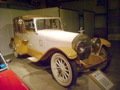 1919 Locomobile Type 48 Town Car
