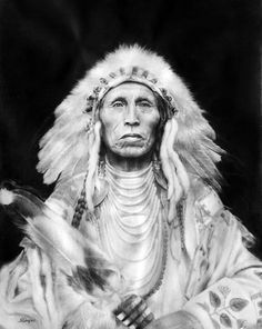 Medicine Crow Chief.