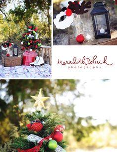 Holiday Mini Session Set Up » meredithblackphotography.com