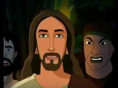 Bible Stories For Children - Betrayal and Arrest of Jesus ( Kids Cartoon...