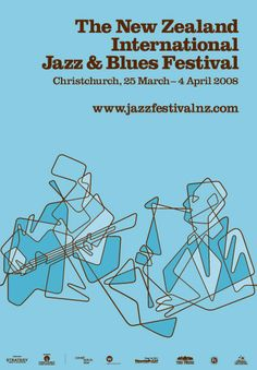 The NZ Int. Jazz & Blues Festival - Clayton Dixon