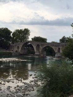 ΤΟ ΓΕΦΥΡΙ ΤΗΣ ΑΡΤΑΣ !!! Bridge, Bridges, Attic, Bro