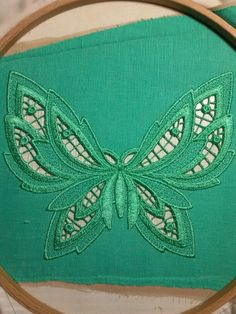Cutwork Embroidery, Japanese Embroidery, Machine Embroidery Designs, Embroidery Patterns, Smocking Tutorial, Cut Work, Embroidery Techniques, Needlework, Knit Crochet