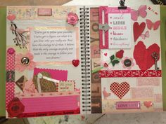 Marions smash book - love