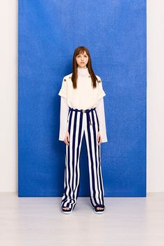 アニオナ(AGNONA) 2018 Resortコレクション Gallery1 - ファッションプレス