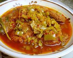 recetas para camarones | Receta de Nopales con Tortitas de Camarón