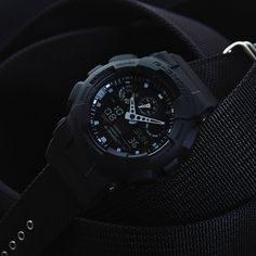 G-Shock GA-100BBN-1A Military Black Series