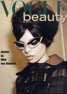 Ellen von Unwerth Vogue Italia, July 2010 #prada