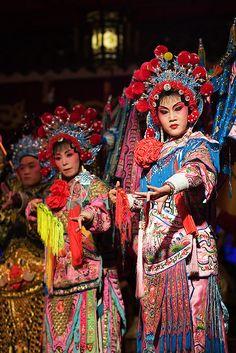 Sichuan opera  | China photo