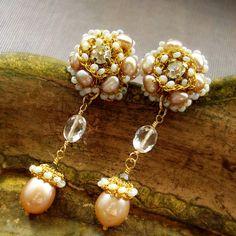 Rosamund Earrings