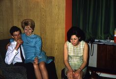 Scanned Slide - 60s Party - 3 by TempusVolat, via Flickr