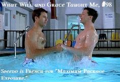 What Will and Grace Taught Me # 98