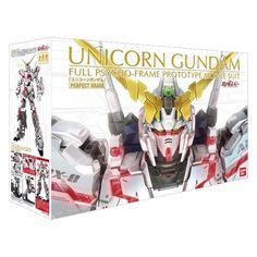 Bandai PG RX-0 Unicorn Gundam 1/60 Plastic model kit