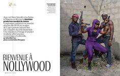 {Reportage / Nigeria} Bienvenue à Nollywood