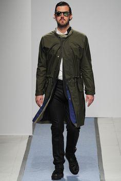 Julien David Fall 2015 Menswear Fashion Show