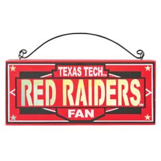 Texas Tech Light Up Sign