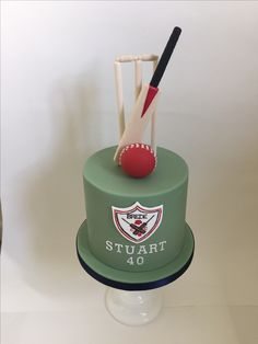 26 Amazing Cricket Cake Images Cricket Birthday Cake