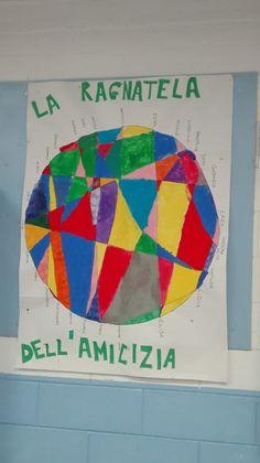 Classe Terza- La ragnatela dell'amicizia - Maestra Anita I School, Back To School, Cooperative Learning, Team Building, Holidays And Events, Problem Solving, Montessori, Storytelling, Origami