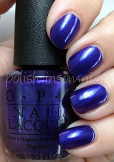 OPI Tomorrow Never Dies - click thru for more from the OPI Skyfall collection!