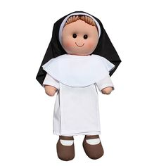 Sweet Sister Softy helps kids appreciate the religious life, whether cloistered, a teaching order, or others!